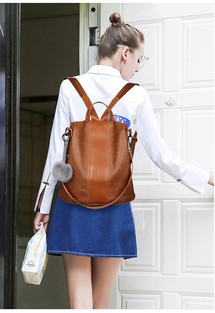 Fashion Women Backpacks Backpack Shoulder Bag Daypack for Women Female Mochila Feminine Bag