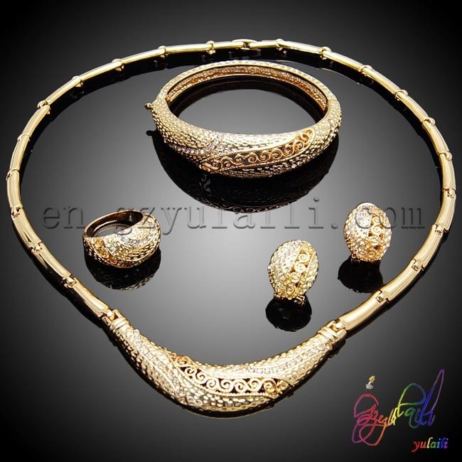 Buy fashion dubai gold jewelry set 22k for Buying jewelry on aliexpress