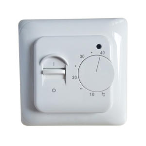 220 V 16A Mechanical Manual Operation Type Floor Heating Controller Indoor Warm Thermoregulator