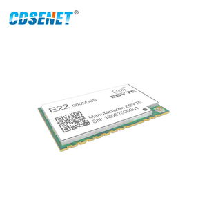 Image 5 - SX1262 1W Wireless Transceiver LoRa 915MHz E22 900M30S SMD Stamp Hole IPEX Antenna 850 930MHz TCXO rf Transmitter and Receiver