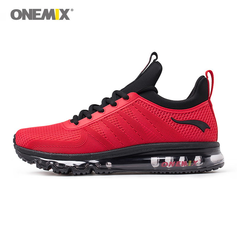 Onemix high top men running shoes shock absorption sports sneaker breathable light sneaker for outdoor walking jogging shoes running shoes men sport shoes outdoor sneaker tennis jogging light breathable athletic cushioning shock absorption running