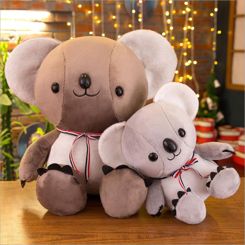 New Arrival Lovely Koalas Short Plush Toy Stuffed Animal Doll Birthday Gift For Children & Girlfriend