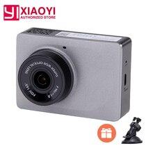 [] XIAOMI Xiaoyi YI Smart Dash camera 2,7 дюймов Автомобильный видеорегистратор 165 градусов 1080 P/60fps видеорегистратор ADAS WiFi Dashcam