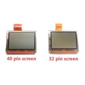 Image 1 - Tela lcd 32 pinos 40 pinos para nintendo gba, substituição tela lcd peças de reposição