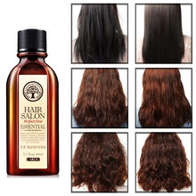 LAIKOU Brand Multi-functional Hair & Scalp Treatments Hair Care Moroccan Pure Argan Oil Hair Essential Oil For Dry Hair Types