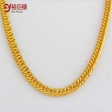 Ожерелье в стиле хип хоп аксессуары оптовая продажа позолоченная