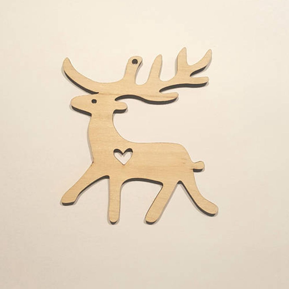 buy yard decorations christmas and get free shipping on aliexpresscom - Wooden Christmas Reindeer Yard Decorations