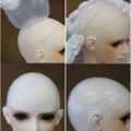 30PCS/LOT Wholesale SD BJD Dolls Accessories Silicone Head Cap BJD Wig Cap 1/3 1/4 1/6