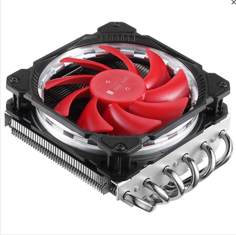 Jonsbo HP-625 PC CPU Radiator Fan Cooler FAN Intel LGA775/1150/1151/1155/1156,AMD A2/AM2M+/AM3/AM3+/FM1/FM2 cpu heat sink