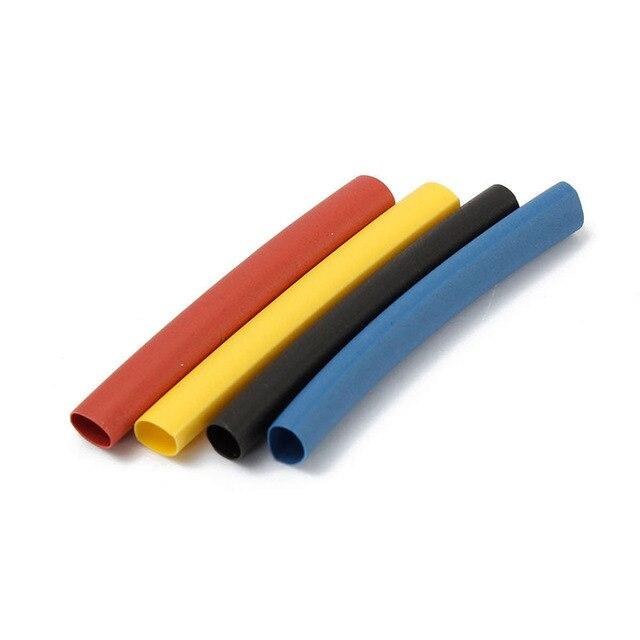 164/328 sztuk zestaw rurka termokurczliwa różne izolacja termokurczliwa rurka 2:1 drut zestaw tulei kablowych może Dropship