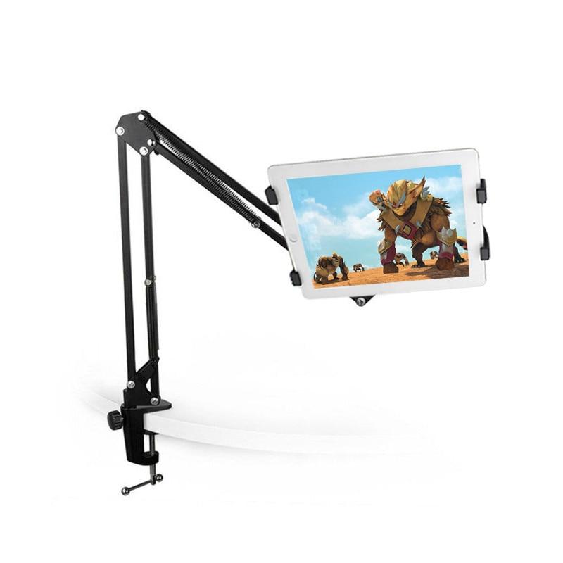 Support universel pour tablette pour Ipad 2 3 4 Air Mini pour Samsung Lenovo support de bureau pour tablette PC 6-11 pouces