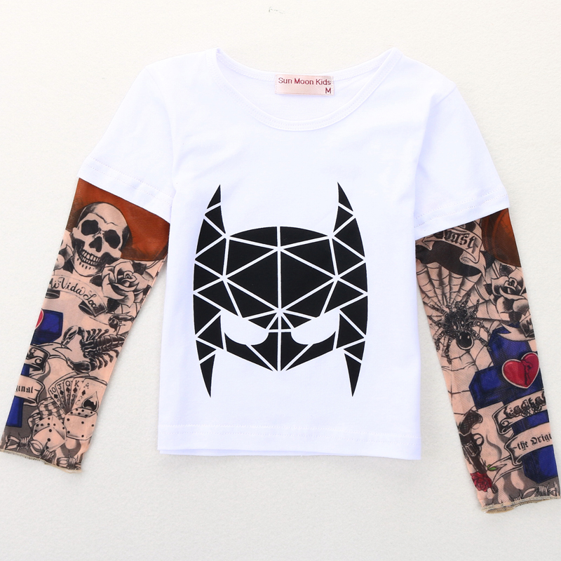 Boy-Clothes-Cotton-T-shirt-Long-Sleeve-Children-Tee-Shirts-Novelty-Tattoo-Sleeve-Baby-Boys-Tops-Springautumn-Kids-Clothing-4
