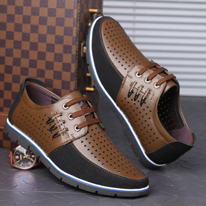 Image 5 - 2019 Men casual shoes flat fashion comfortable luxury male shoes adult #GY3595