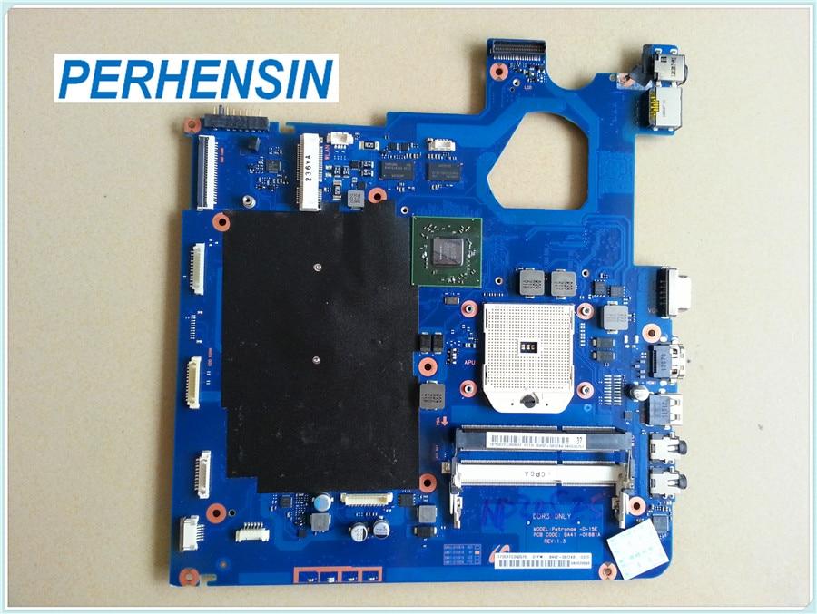 Laptop Motherboard for Samsung NP305V5A 305V5A   BA41-01681A 100% WORK PERFECTLYLaptop Motherboard for Samsung NP305V5A 305V5A   BA41-01681A 100% WORK PERFECTLY