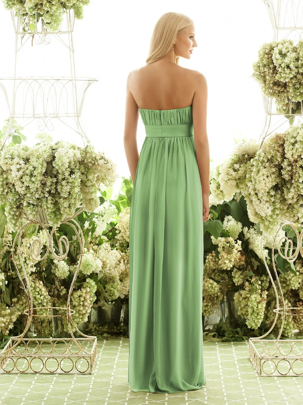 Apple green bridesmaids dresses high quality 2016 new style long apple green bridesmaids dresses high quality 2016 new style long chiffon maid of honor gowns plus sizebd 0138 in bridesmaid dresses from weddings events ombrellifo Image collections