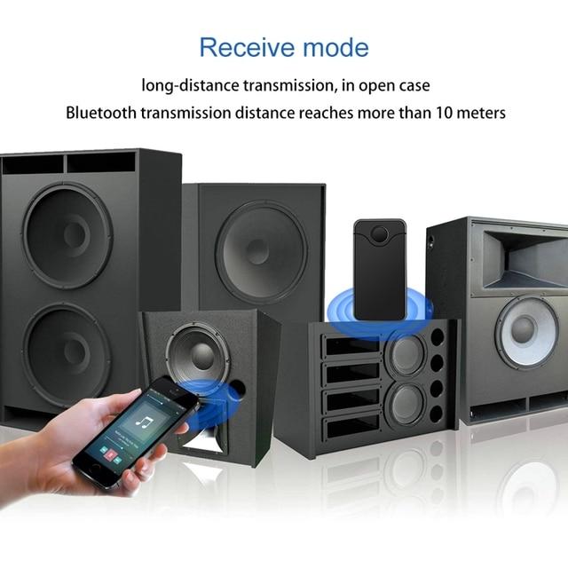 Фото dehyaton b18 беспроводной стерео аудио приемник музыка bluetooth цена