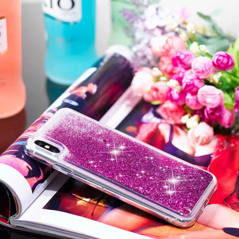 Жидкий чехол для LG K4 K8 K40 2017 2018 ЕС США G7 Q8 V20 V30 Stylo 2 Stylo 3 Stylo 4 блеск мягкий силиконовый чехол