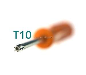 Image 5 - בקר אלחוטי דק פירוק ChengChengDianWan T6 T8 T10 מברג כלי DIY נהג Torx עבור PS3 XBOX360 XBOXONE 50 יחידות