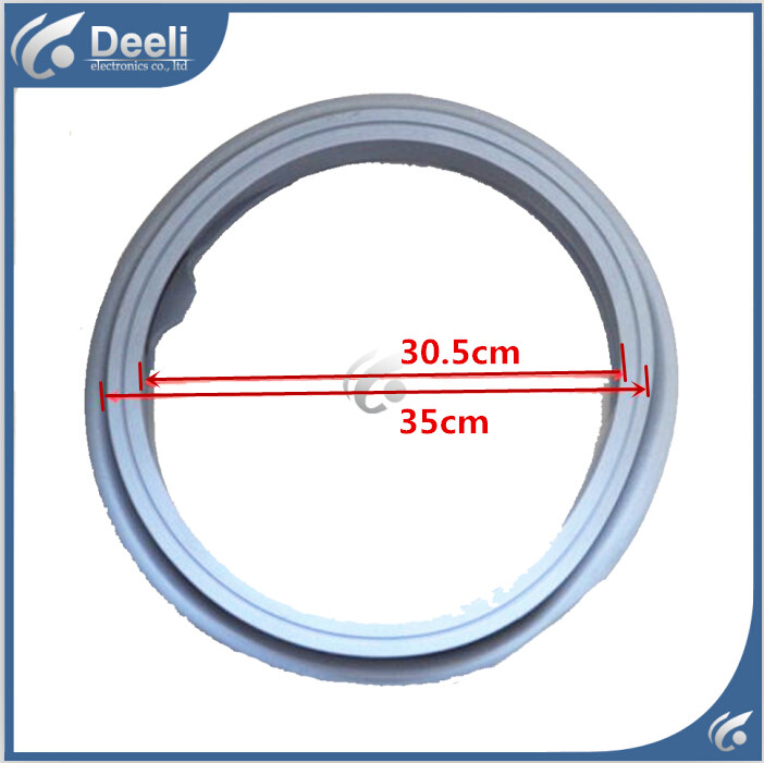 new Original for washing machine Door seals WF8500NHW WF9508NHW WF9600NHW WF0600NHS good working original new for lg drum washing machine door hinge 42741701 1pcs