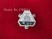 [BELLA] The supply of ORIGINAL 11850A RF power divider a three DC-1.3GHZ 50 euro 1W N