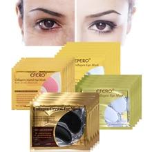 8Pair Collagen Eye Mask Eye Patches for Face Care Anti Wrinkle Dark Circles Moisturizing Eye Mask Sleeping Patches Pad Eye Care недорого