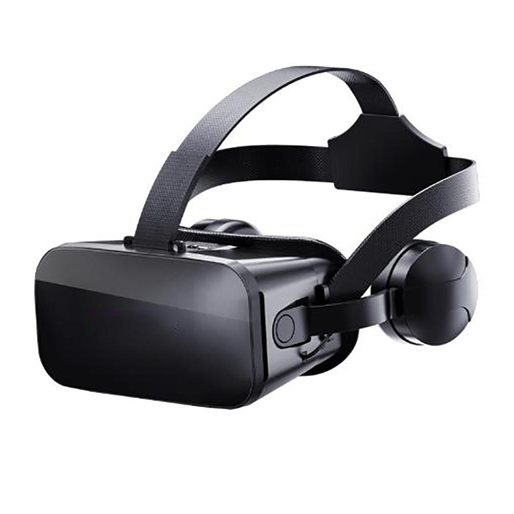 Smart Virtual Reality Glasses 3D VR Headset 90-120 Helmet J20 Goggles for Smartphone - 400 32 128dB 20-20000HZ(China)