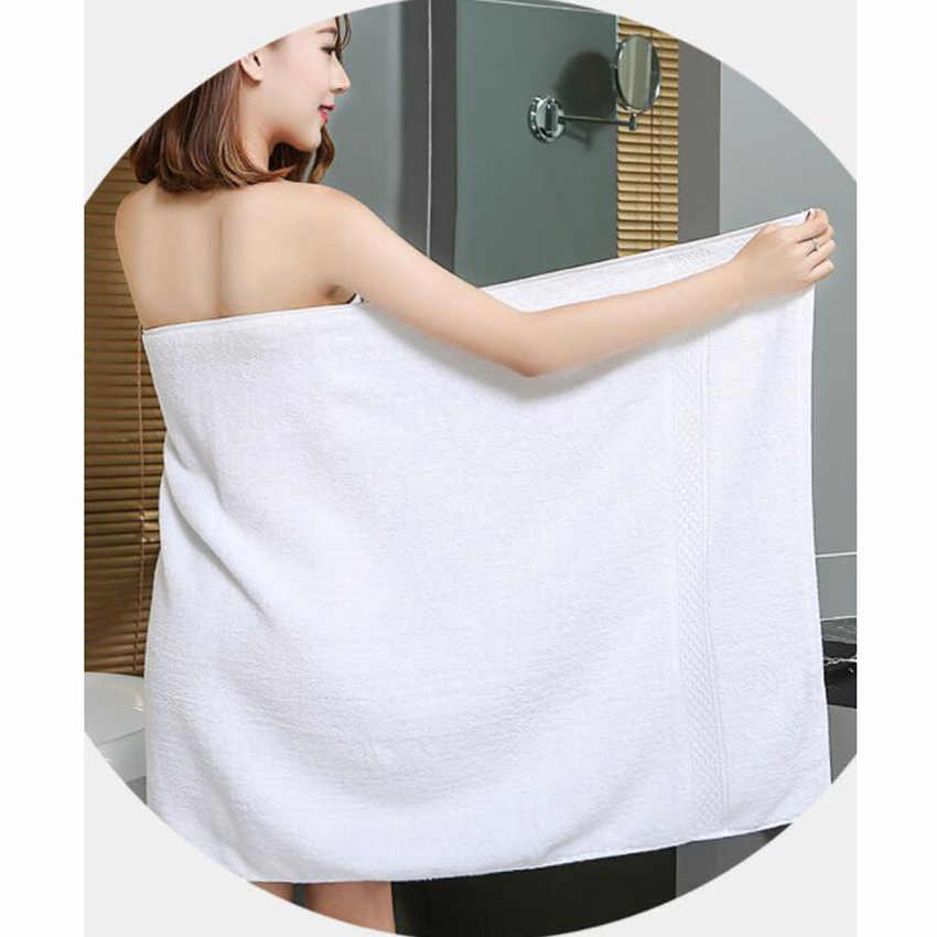 Puur Katoen Super Absorberend Grote Handdoek Badhanddoek 70*140 Dikke Zachte Handdoeken Comfortabele Strand Handdoeken 15 Kleuren