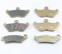 For BMW R1100 GS 93 99 R1100 R 93 06 motorcycle front and rear brake pads set