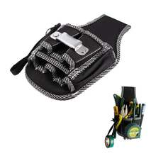 Новинка 1 шт нейлоновая ткань карман для инструментов электрика