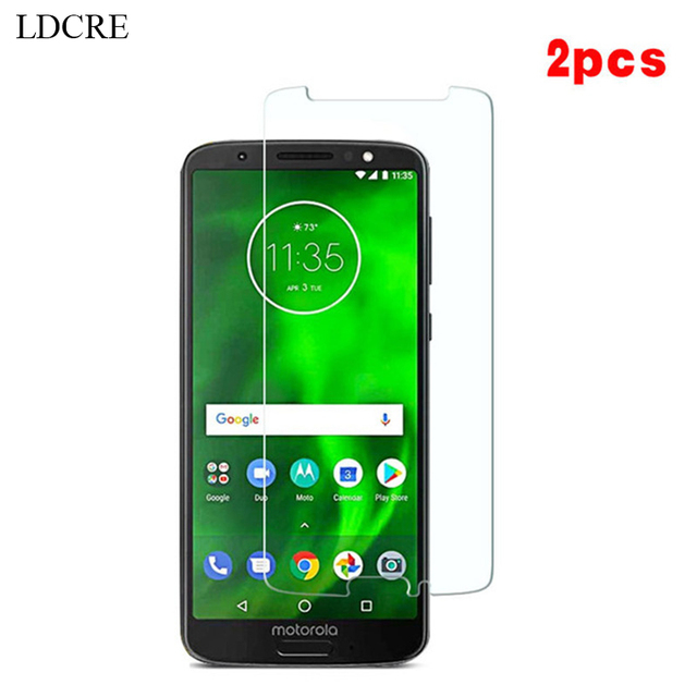 watch 74ebd 97af0 US $1.69 15% OFF For Motorola MOTO G6 Plus Glass Screen Protector for MOTO  G6 Plus Tempered Glass for MOTO G6 Plus Glass Protective Thin Film-in Phone  ...