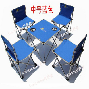 Outdoor portable folding tables and chairs set interdiffused tables and chairs combination desk fishing chair 5 piece set free shipping student desks and chairs training desk chair single and double