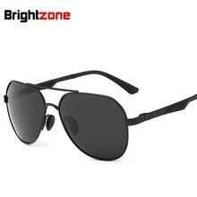 Поляризованный свет Солнцезащитные очки для женщин Алюминий магниевого сплава человек новый Солнцезащитные очки для женщин Drive прокатиться Очки Óculos De Sol Gafas
