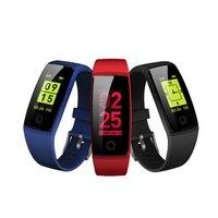 Smart Bracelet Bluetooth Wristband Fitness Tracker Smartband Waterproof Sport Watch Blood Monitoring Female Physiology Reminder