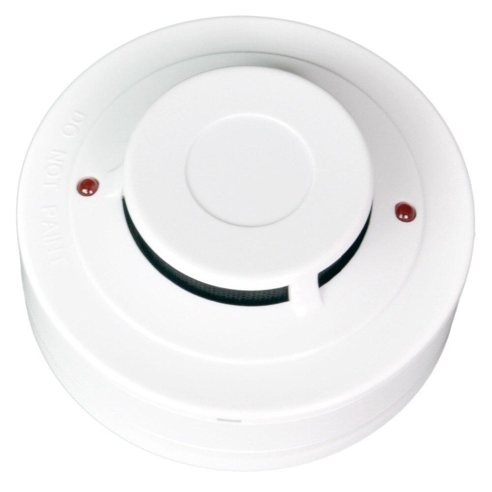 2 unids/lote sistema de alarma contra incendios 2 Alambres ...
