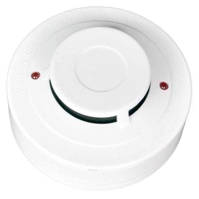 2pcs/Lot Fire Alarm System 2 Wire Conventional Smoke Detectors CJ ...