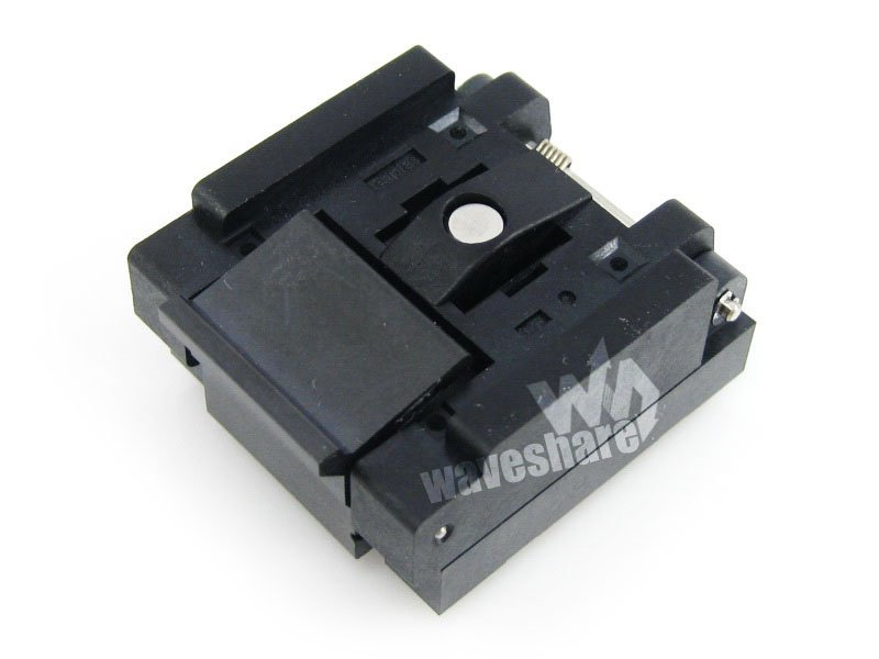 Module Qfn28 Mlp28 Mlf28 Qfn-28(36)b-0.5-02 Enplas Test Burn-in Socket Programming Adapter 0.5mm Pitch + Free Shipping ncp81101b 81101b 811018 qfn
