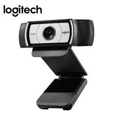 Logitech HD Pro Webcam C930e, Широкоэкранный видеосвязи и Запись, 1080 p Камера, настольного компьютера или ноутбука веб-камера, C930 Обновление версии