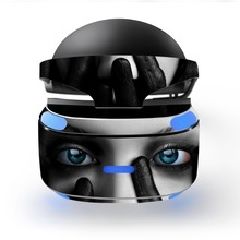 woman eyes decal PSVR Skin Sticker for Sony Playstation PS VR Headset