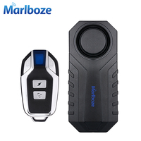 Marlboze Waterproof Remote Control Bike Motorcycle Electric Car Vehicle Security Anti Lost Remind Vibration Warning Alarm
