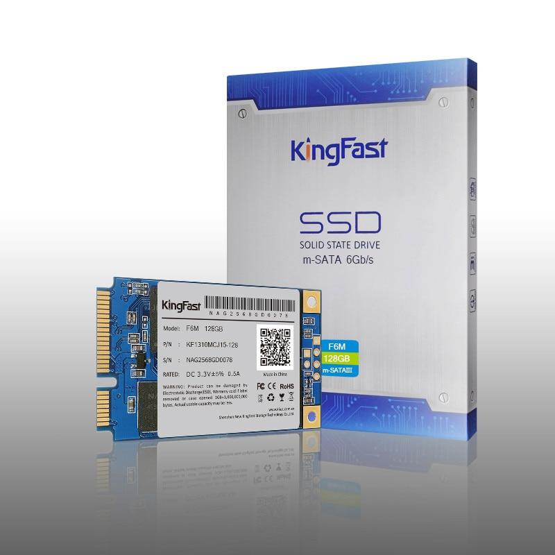 Kingfast F6M super speed internal SATA II/III Msata ssd 60GB 128GB MLC Nand flash SSD Solid State hard hd disk Drive for laptop zheino q1 msata sata iii 6gb s ssd 60gb ssd solid state drive mlc flash storage devices disk for desktoo laptop