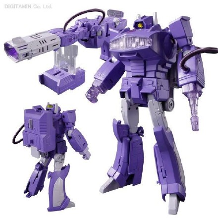 Transformation ko MP29 Shockwave figure toys