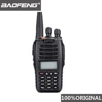 "vhf uhf 100% המקוריים Baofeng UV-B5 שתי דרך רדיו תחנת VHF UHF 5W 99CH Ham Radio FM משדר כף יד מכשיר קשר B5 מקמ""ש (1)"