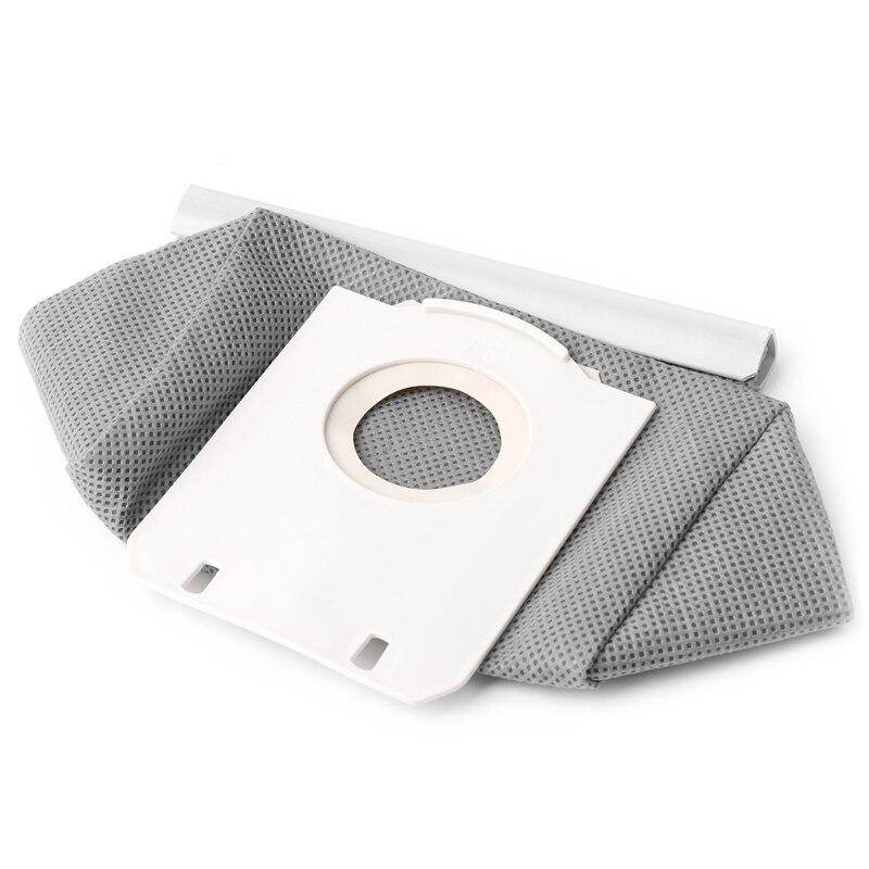 Нетканое полотно пылесборник многоразовые пыли Сумки заменяют для FC5122 FC5128