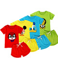 2016 kids clothes sets boy t-shirt+pants suit clothing set Clothes newborn sport suits baby boy clothes children girls clothes