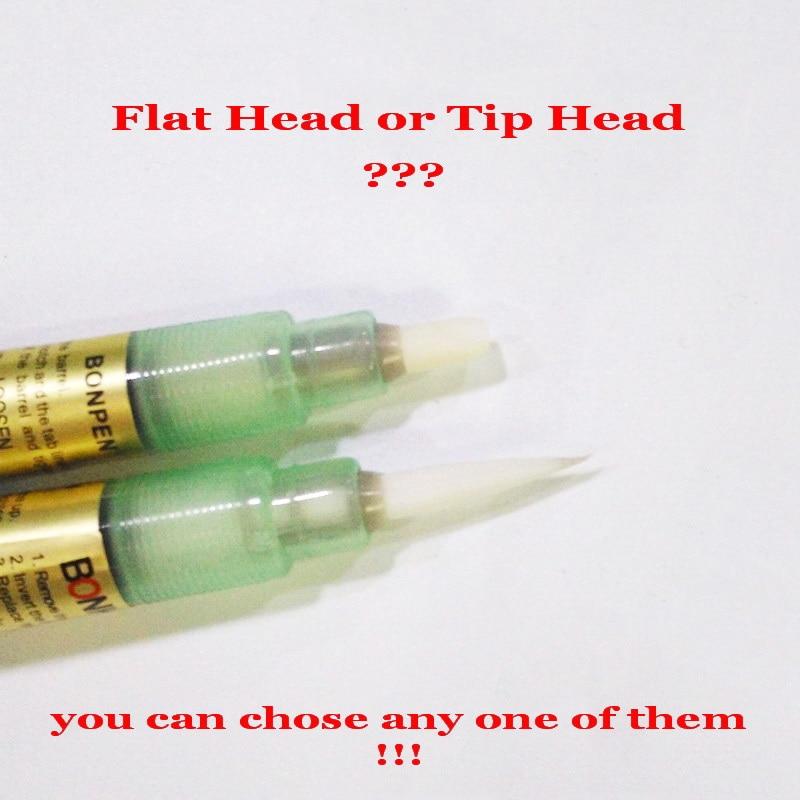 BON-102 Flux Pen/rosin Pen; Empty Pen Can Be Filled Various Flux Liquid, Rosin, Alcohol, Etc Reusuable Flux Rosin Pen