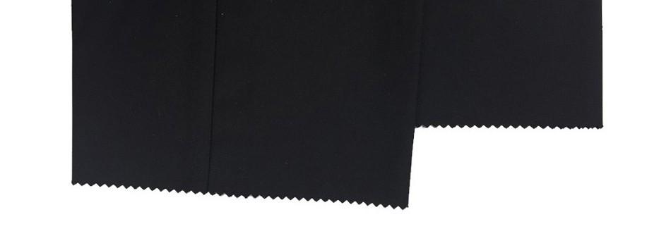 (Kurtka + Spodnie + Tie) luksusowe Mężczyzn Garnitur Mężczyzna Blazers Slim Fit Garnitury Ślubne Dla Mężczyzn Kostium Biznes Formalne Party Niebieski Klasycznej Czerni 4