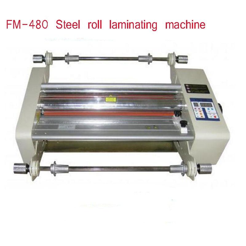 FM-480 पेपर लैमिनेटिंग मशीन, - कार्यालय इलेक्ट्रॉनिक्स