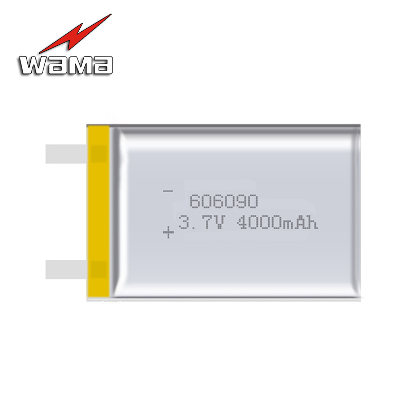 2x 606090 4000mAh Li-ion 3.7V DIY Rechargeable Battery Lithium Polymer Backup Power Bank Digital Products Tablets