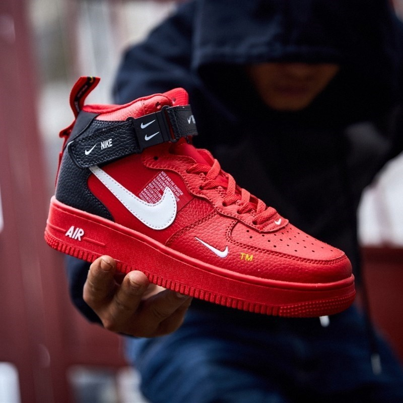 nike air force 1 strappo