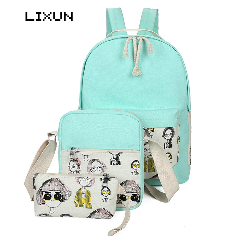 Popular Messenger Backpacks for School-Buy Cheap Messenger ...